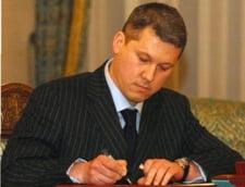 Catalin Predoiu sustine modificarea Constitutiei