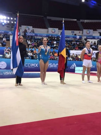 Catalina Ponor, doua medalii de aur la ultima competitie din cariera
