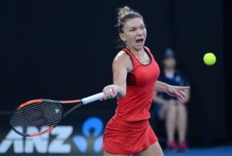 Catalogul din tenis: ce nota a primit Simona Halep pentru evolutia de la Australian Open