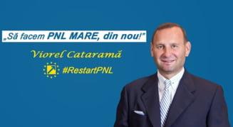 Catarama, candidat la sefia PNL: Daca nu ar exista Ardealul, PNL ar fi mult mai jos. Sa il sustinem pe domnul Iohannis sa castige alegerile din 2019