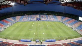 Cate bilete s-au vandut la derbiul Steaua - CFR Cluj