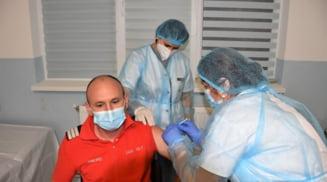 Cate centre sunt functionale pentru desfasurarea celei de-a doua etape de vaccinare anti COVID-19