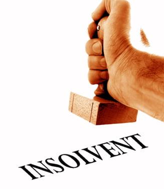 Cate firme au intrat in insolventa, in primele 9 luni
