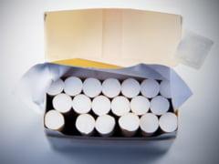 Cate milioane de euro a pierdut Romania in 2016 din cauza contrabandei cu tigari