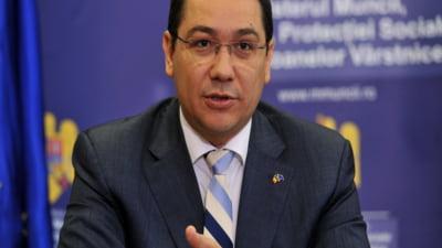 Cate procente are Ponta in fata lui Iohannis - sondaj INSCOP despre prezidentiale (Video)