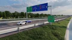 Cate puncte de incarcare pentru masini electrice va avea autostrada A7. Va fi cea mai moderna sosea de mare viteza din Romania