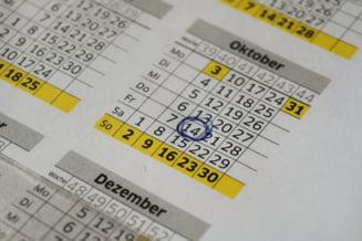 Cate zile libere vom avea in 2021. Calendarul sarbatorilor legale