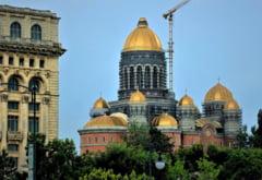 Catedrala Mantuirii Neamului a primit de zece ori mai putini bani de la Guvern, anul acesta, fata de anul trecut
