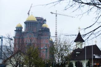 Catedrala Mantuirii Neamului a primit o amenda de 10.000 de lei pentru incalcarea normelor de securitate la incendiu