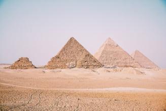 Cateva motive pentru o vacanta in Egipt