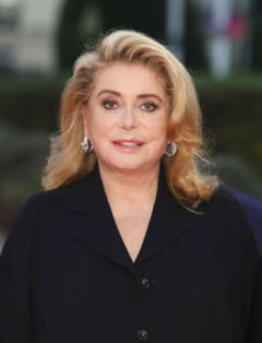 Catherine Deneuve a suferit un accident vascular cerebral