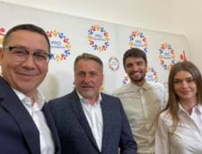 Cati bani a incasat din subventii Pro Romania, partidul fara candidati in 2016. Cadoul Guvernului Orban pentru Victor Ponta