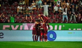 Cati bani au incasat jucatorii lui CFR Cluj dupa victoria din meciul cu Lazio Roma