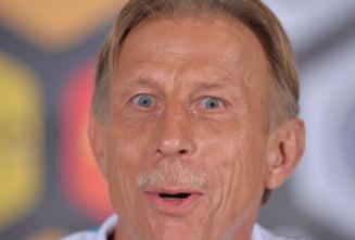 Cati bani cere Christoph Daum pentru a pleca de la echipa nationala - surse