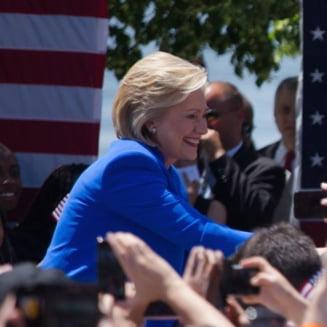 Cati bani se strang in campaniile prezidentiale din SUA - Hillary Clinton, suma record
