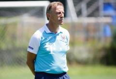 Cati bani va primi Christoph Daum pentru a pleca de la echipa nationala - surse