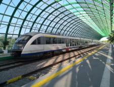 "Cati pasageri au ajuns sa circule zilnic cu trenul pe ruta Gara de Nord - Otopeni. ""Si numarul continua sa creasca"""