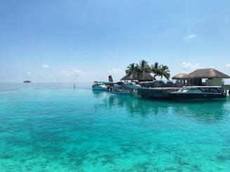 Cati romani au fost in Maldive in 2021