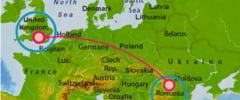 Cati romani si bulgari s-au dus in Marea Britanie in 2014? Surpriza e cati au plecat