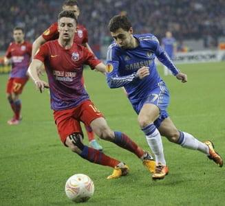 Cati spectatori au fost la Steaua-Chelsea? MM anunta o cifra fabuloasa, UEFA il contrazice