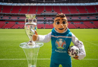 Cati suporteri straini vor fi la meciurile de la EURO 2020 de pe Arena Nationala