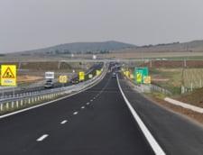 Cativa kilometri de autostrada, inaugurati in Arad - care e limita de viteza