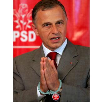 Catusele dintre PSD si Mircea Geoana