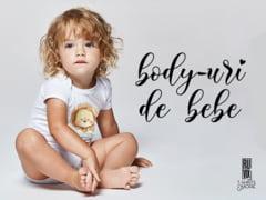 Cauti body pentru bebelusul tau? Descopera noua colectie RUVIX!