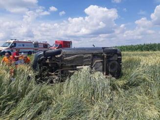 Cauza accidentului cu 12 victime: o problema tehnica