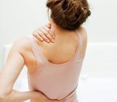 Cauze ale durerilor de spate