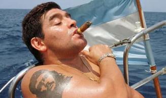 Cauzele mortii lui Maradona. Ce au descoperit doctorii la autopsie