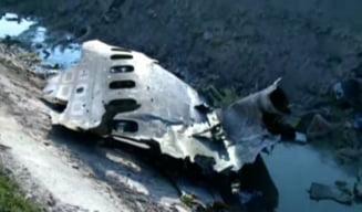 Cauzele prabusirii avionului in Iran nu mai sunt atat de clare. Ucrainenii retrag declaratia ca a fost defectiune la motor