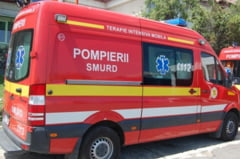 Caz cutremurator la Cluj. O femeie a murit dupa de a fost impinsa de propriul nepot si a cazut de la etajul 10 al unui bloc