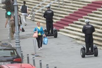 Caz unic in Romania: Bodyguarzii unei firme private de paza au dat amenzi in Capitala in numele Politiei Locale