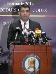 Cazanciuc: Am avizat in CSM patru acte normative - Nu exista un capitol legat de interceptari
