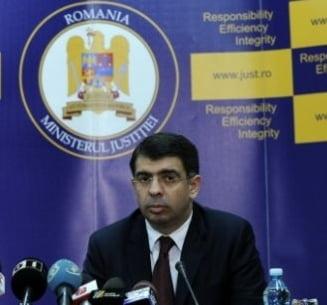 Cazanciuc: Raportul MCV, mai bun decat anul trecut - recomandarile pentru Ministerul Justitiei