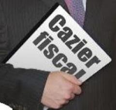 Cazierul fiscal - la un click distanta