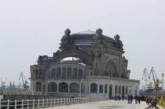 Cazinoul din Constanta - o ruina care a devenit obiectiv turistic
