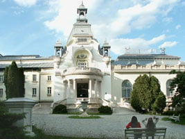 Cazinoul din Sinaia, deschis vizitatorilor