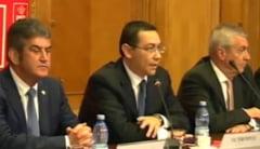 Cazul Ponta, pe repede inainte in Parlament: Premierul, salvat de Comisia Juridica - ce amenintari a lansat