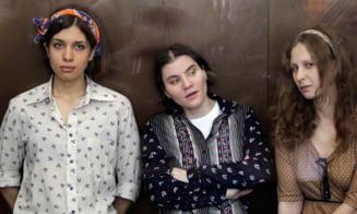 Cazul Pussy Riot - una dintre cele trei membre incarcerate a fost eliberata