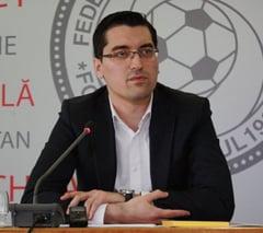 Cazul Rapid amplifica scandalul din fotbalul romanesc: Burleanu iese la atac