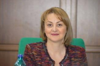 Cazul atipic al Anei Rinder, directoarea spitalului din Vaslui, infectata cu COVID-19. Creierul i-a fost afectat in totalitate