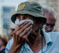 Cazul batranului mort dupa ce a fost gazat pe 10 august: Expertiza medico-legala e gata dupa 5 luni