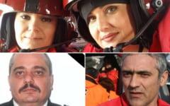 """Cazul elicopterului SMURD cazut in lacul Siutghiol. Revolta pompierilor: """"De ce suntem noi de vina pentru moartea colegilor nostri?"""""""
