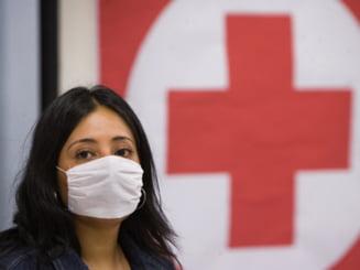 Cazurile de gripa porcina din Marea Britanie s-au dublat de la inceperea scolii