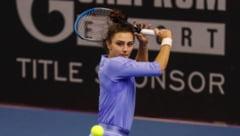 Ce șansă a ratat tenismena Jaqueline Cristian! Românca a jucat pentru prima sa finală WTA și pentru intrarea în Top 100 mondial. Cum s-a terminat meciul