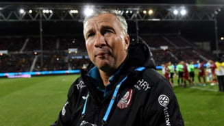 Ce a declarat Dan Petrescu, dupa instructia administrata de AS Roma, scor 5-0