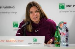 Ce a declarat Simona Halep dupa eliminarea de la Roland Garros