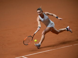 Ce a declarat Simona Halep la revenirea in tara, dupa turneul de la Stuttgart